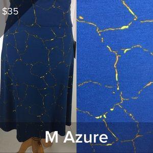 🆕 LuLaRoe Azure Skirt